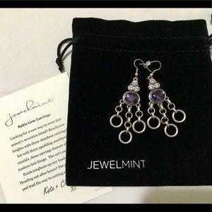 Jewelmint Fashion Jewelry - Baltic Gem Earrings